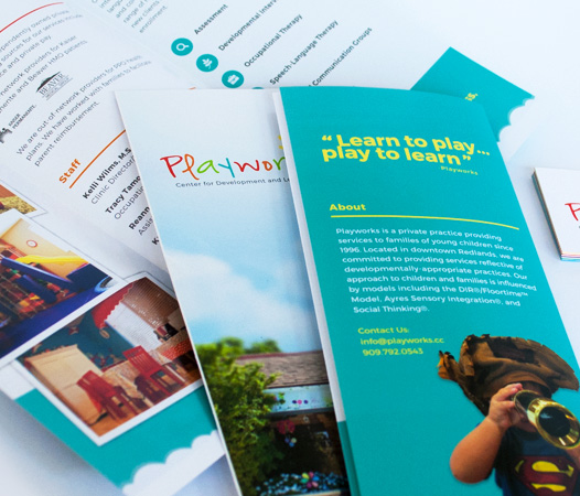 Playworks Brand Identity - 159 Design