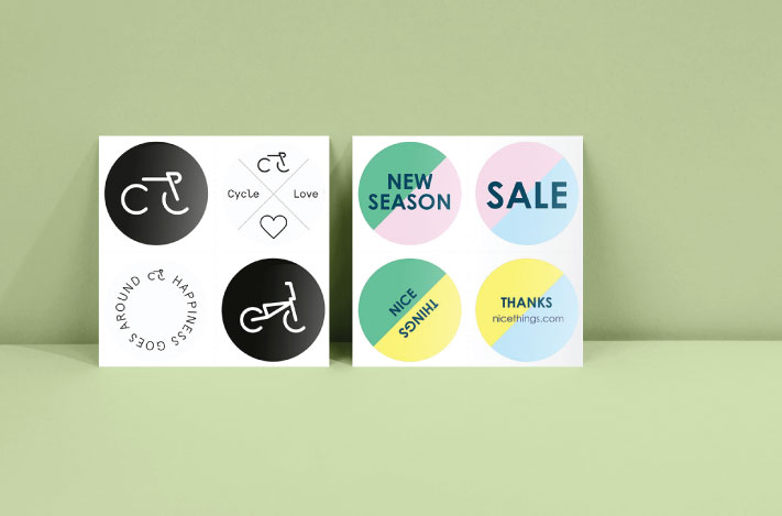 Free design print samples when you design with 159 Design